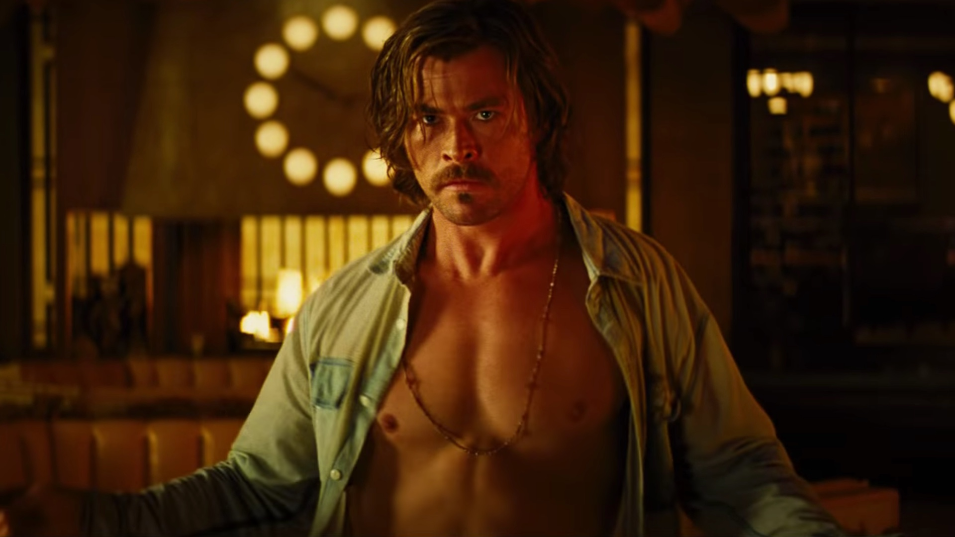 Wicked Fun Trailer For Drew Goddard S Bad Times At The El Royale