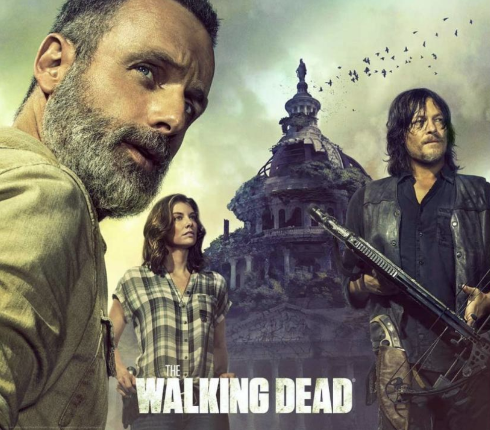 First Promo Image For The Walking Dead Season 9 Features Key