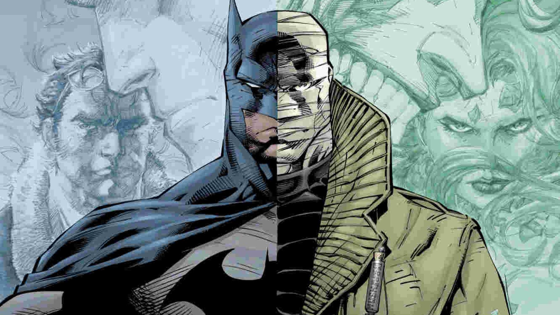 Batman Hush And Wonder Woman Bloodline Are Getting Animated Movies Geektyrant