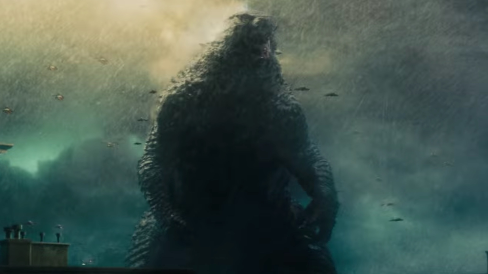 Watch The Epic New Trailer For Godzilla King Of The Monsters