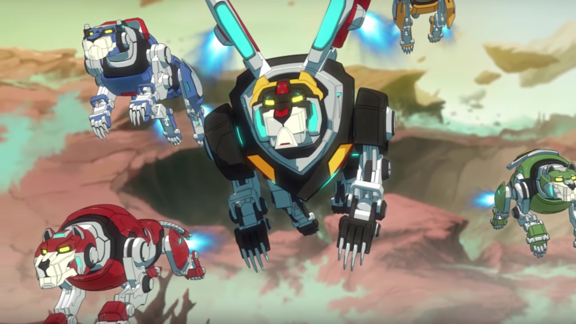 Here S The New Trailer Voltron Legendary Defender Season 7