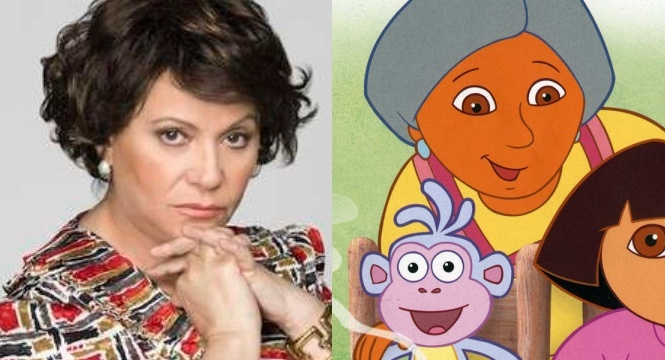 Diego And Abuela Valerie Have Been Cast In The Live Action Dora