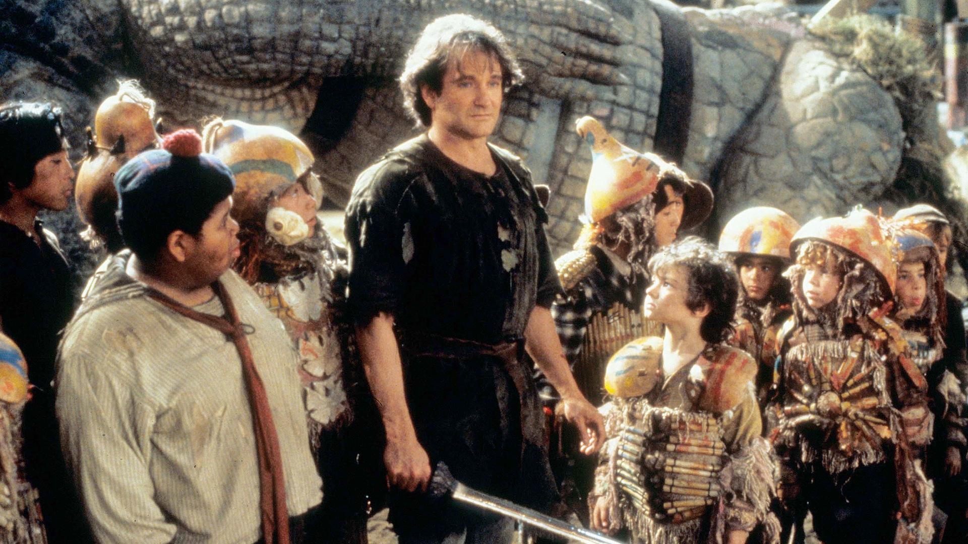 Honest Trailer For HOOK - Steven Spielberg's Least Favorite