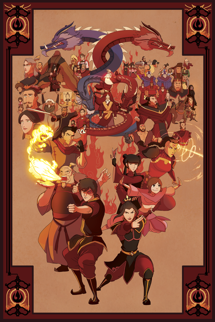 these-four-fan-posters-for-avatar-the-last-airbender-have-mastered-the-elements3.png
