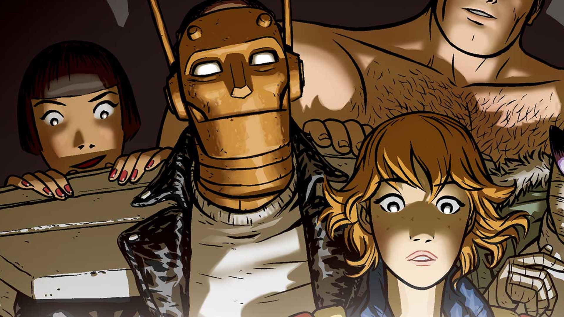 New Doom Patrol Set Photos Give Us Our Best Look Yet At Robotman