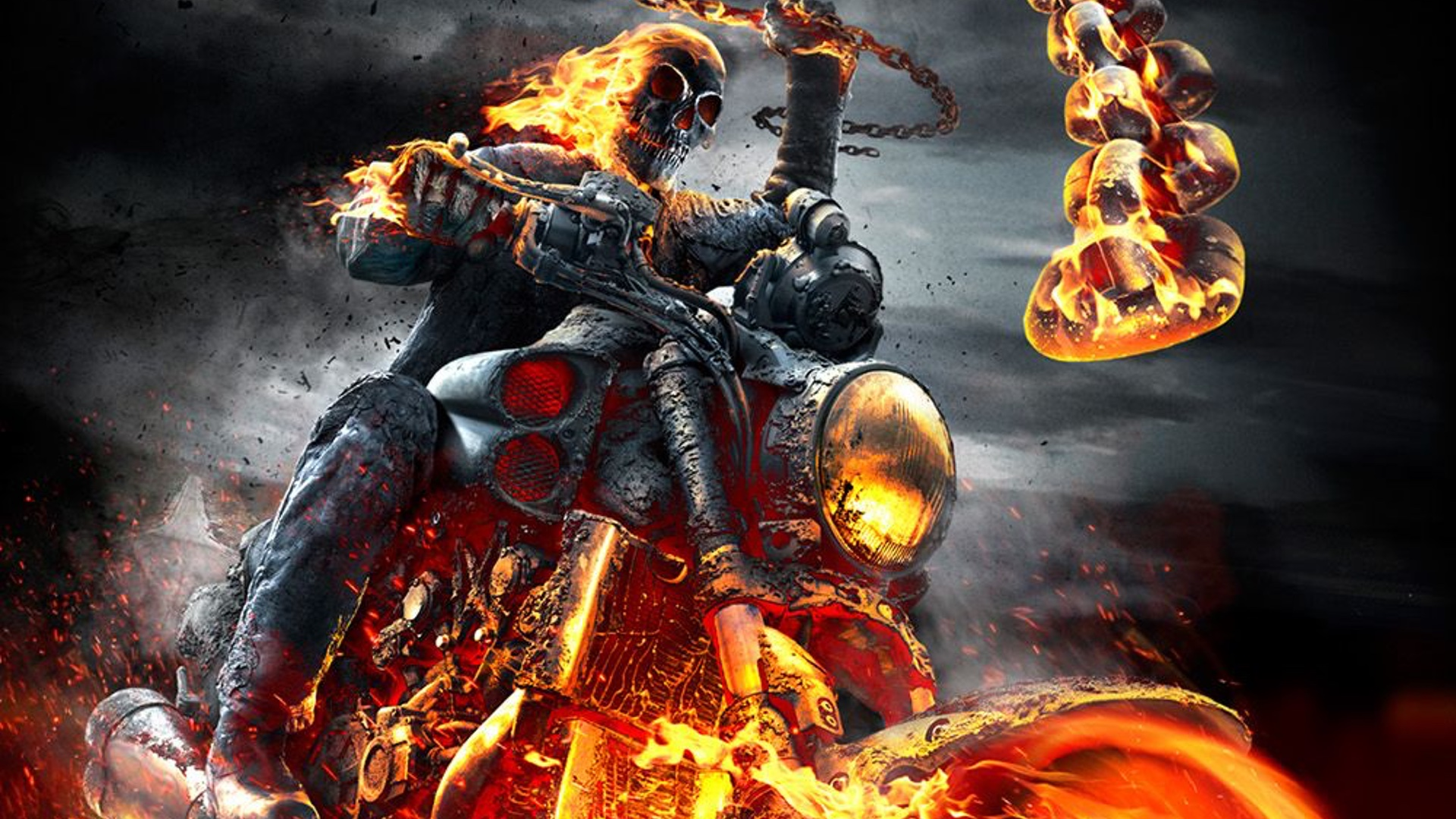 Nicolas Cage Says an R-Rated GHOST RIDER Film Would Be