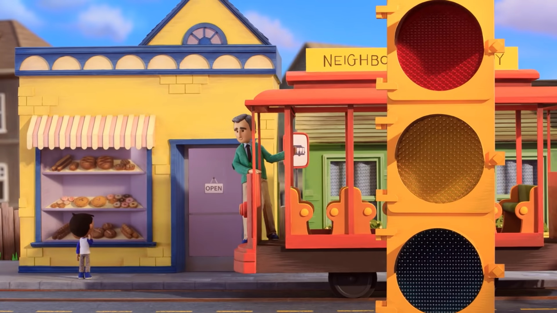 Google Made A Pretty Heartwarming Tribute To Mister Rogers Neighborhood Geektyrant