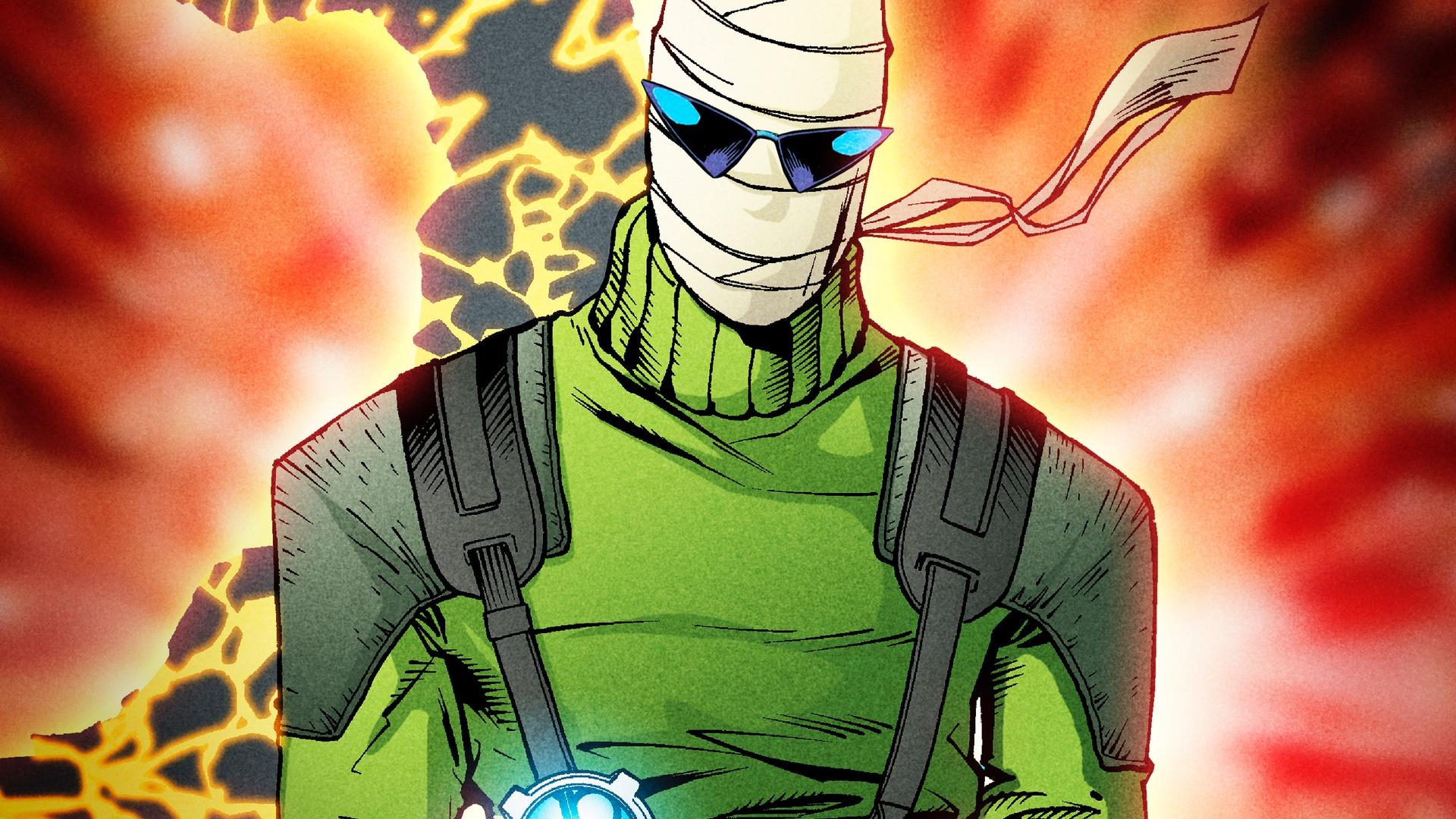 Matt Bomer Cast As Negative Man In Dc S Doom Patrol Series