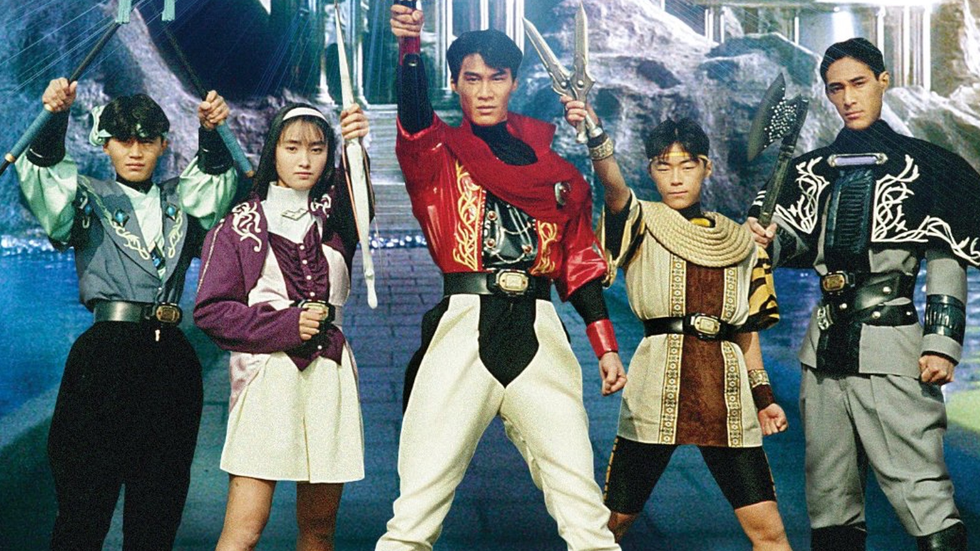 You Can Stream Super Sentai Legally And Here S How Geektyrant