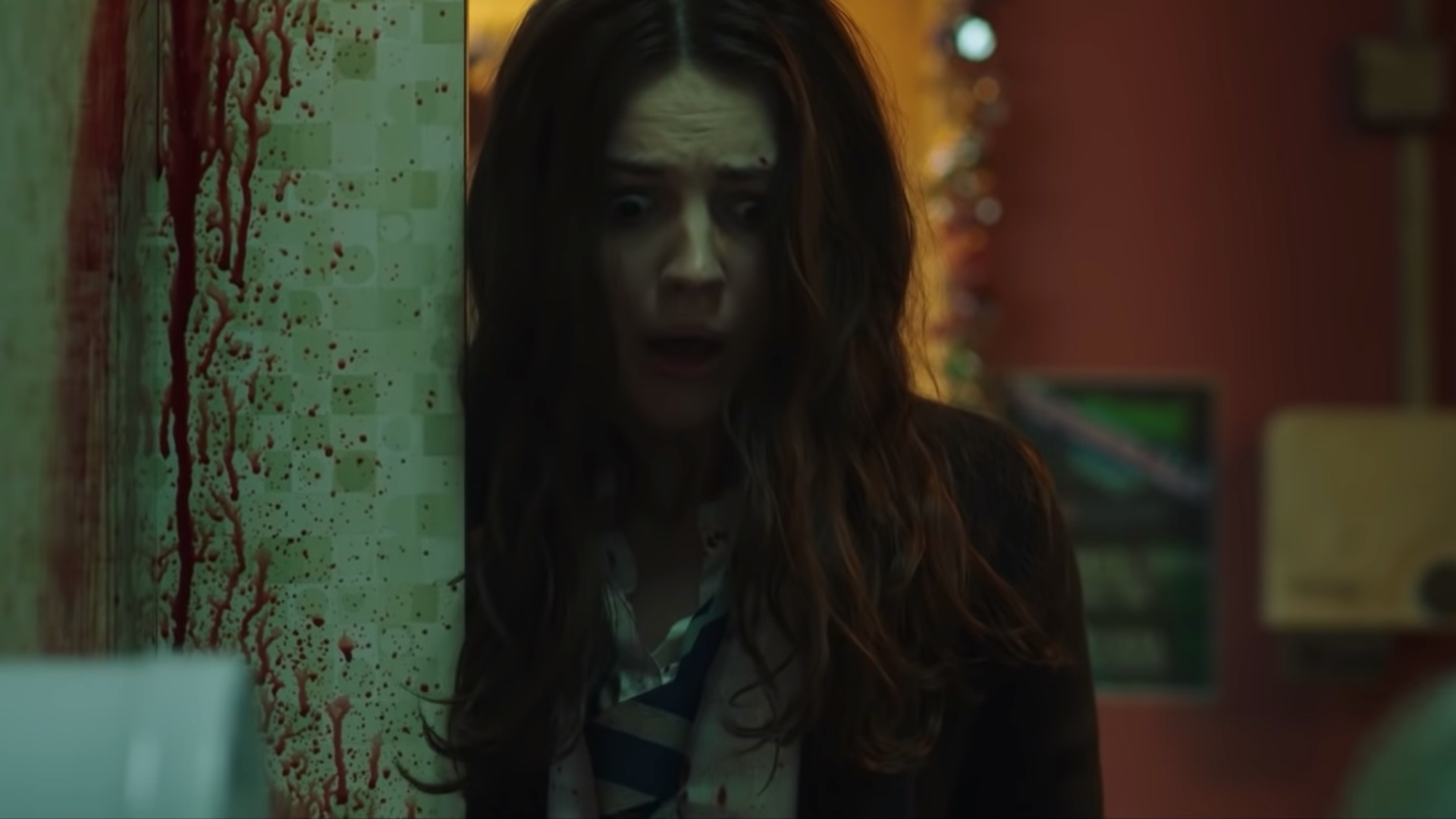 Zombie Christmas Musical.Enjoy A Bloody Bathroom Zombie Kill In This New Clip From