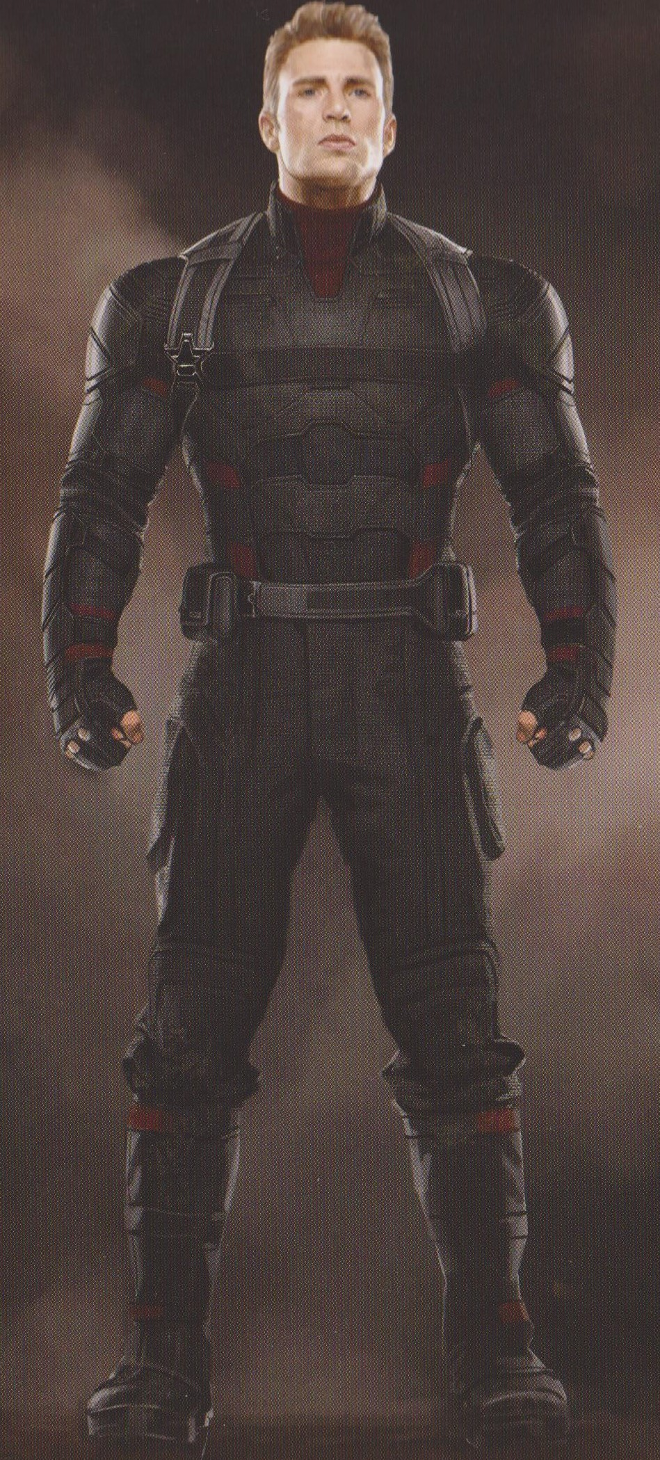 Avengers Infinity War Concept Art Shows Captain America In U S Agent And Super Solider Gear Geektyrant Fans were extremely excited to see that concept artwork for the latest marvel cinematic universe film 'captain marvel,' starring brie larson, was released online. avengers infinity war concept art