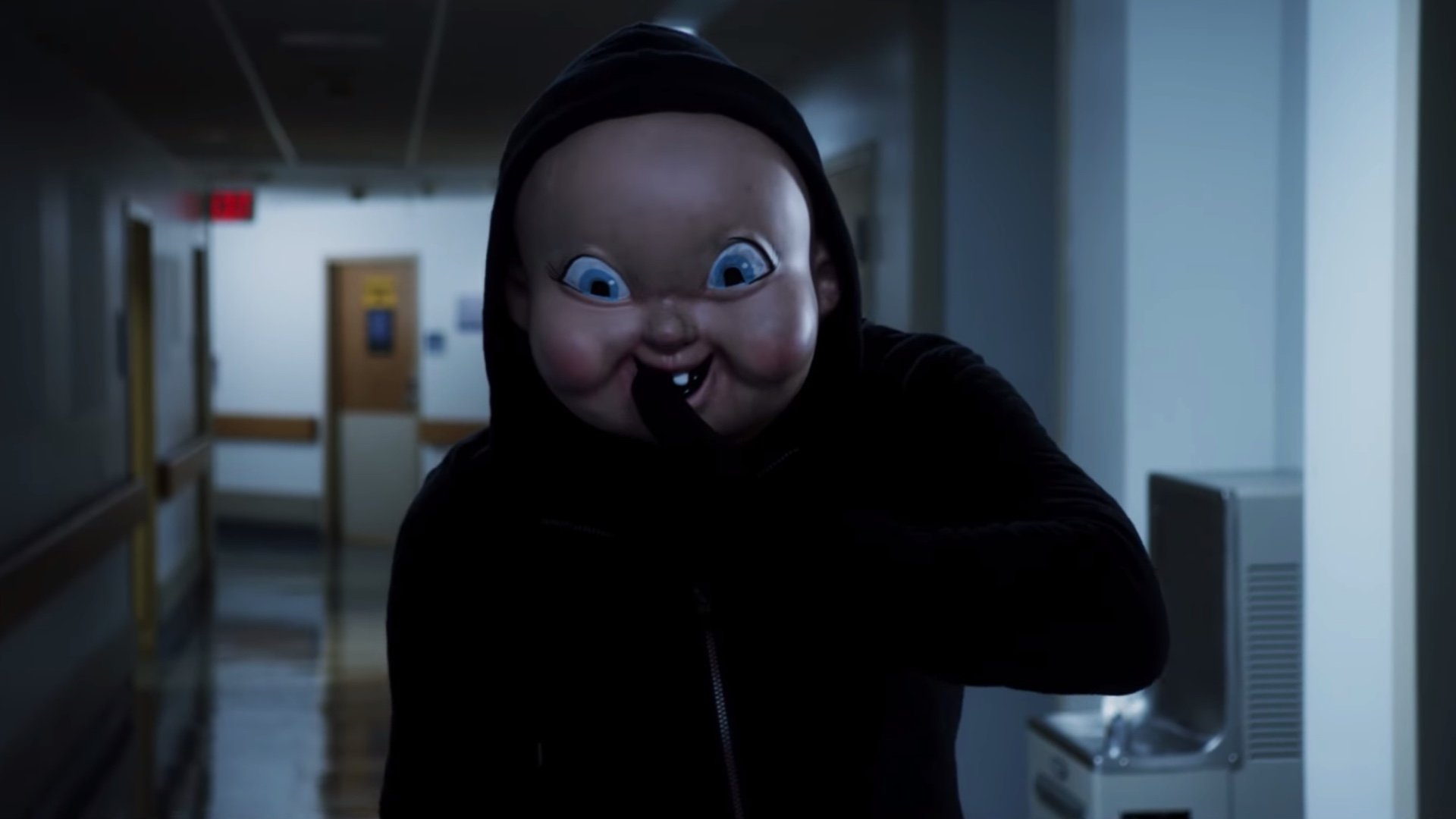 The Baby Face Killer is Back in HAPPY DEATH DAY 2U Trailer — GeekTyrant