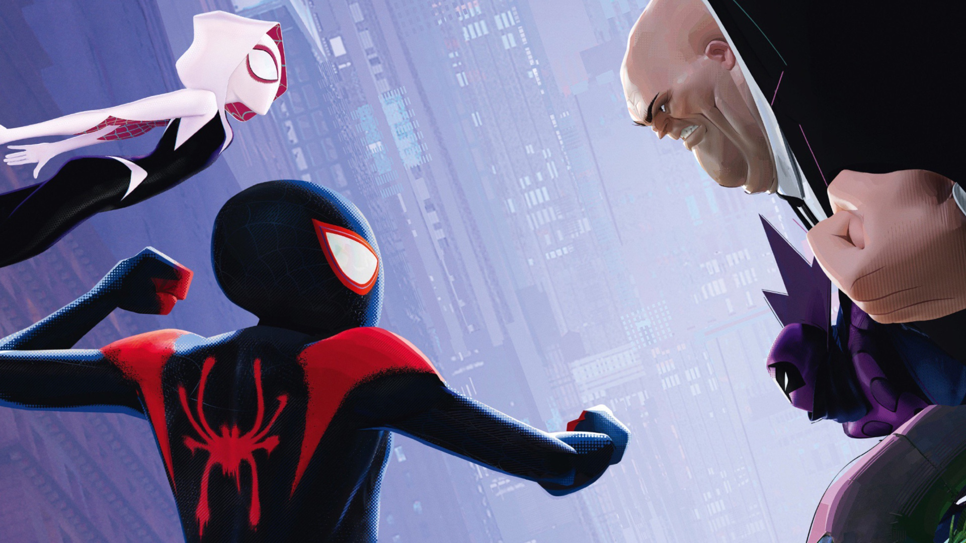 the spiderman into the spiderverse sequel will focus on