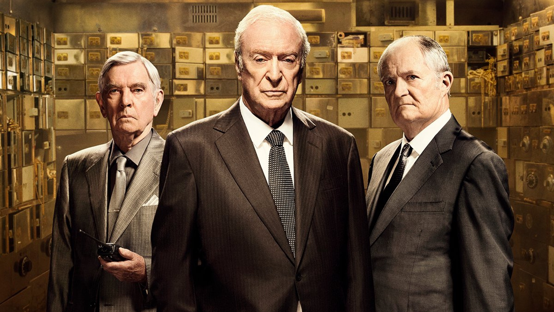 Trailer For Michael Caine S True Crime Heist Film King Of Thieves Geektyrant