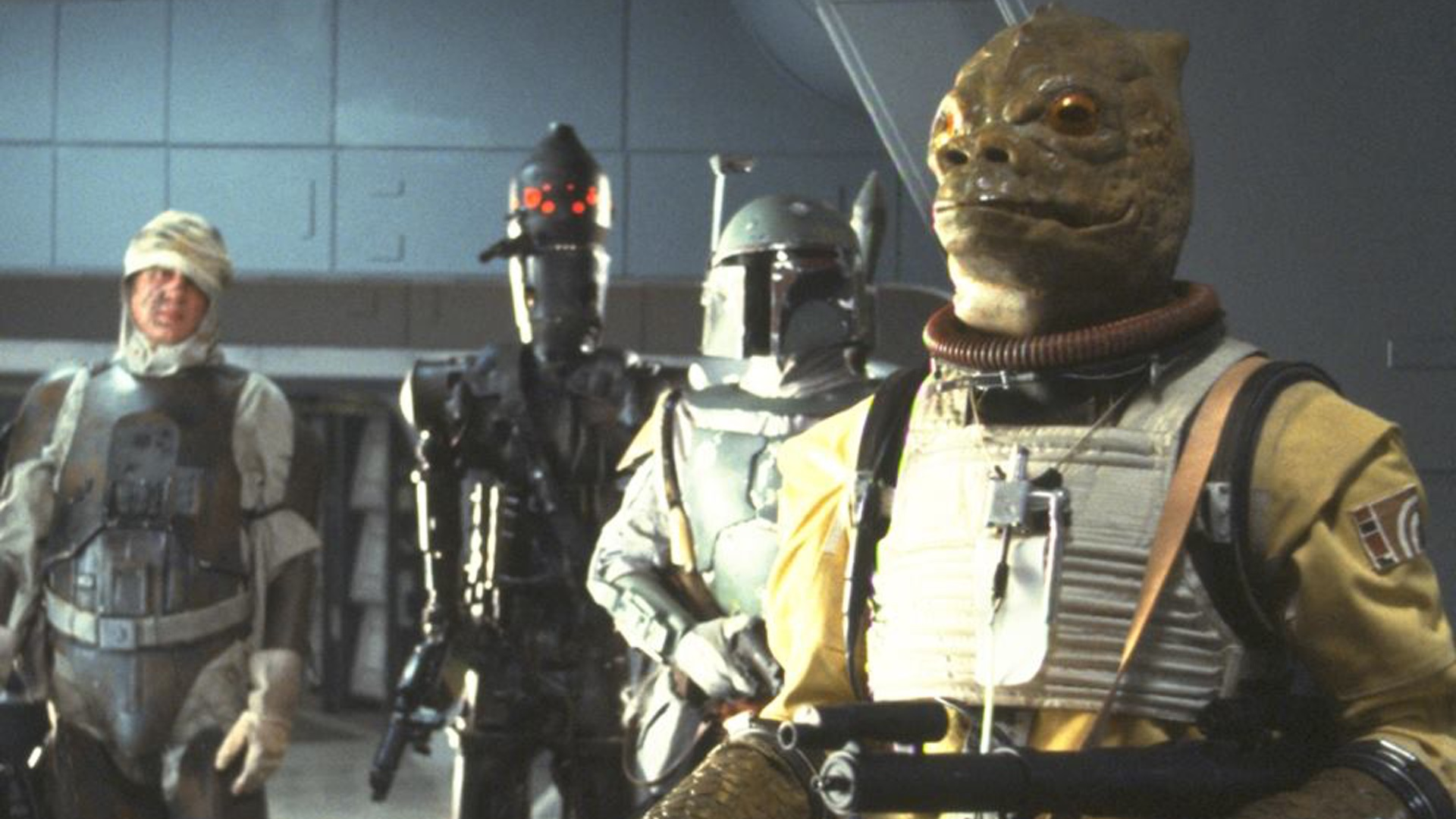 The Mandalorian Will Feature Classic Star Wars Bounty Hunters And