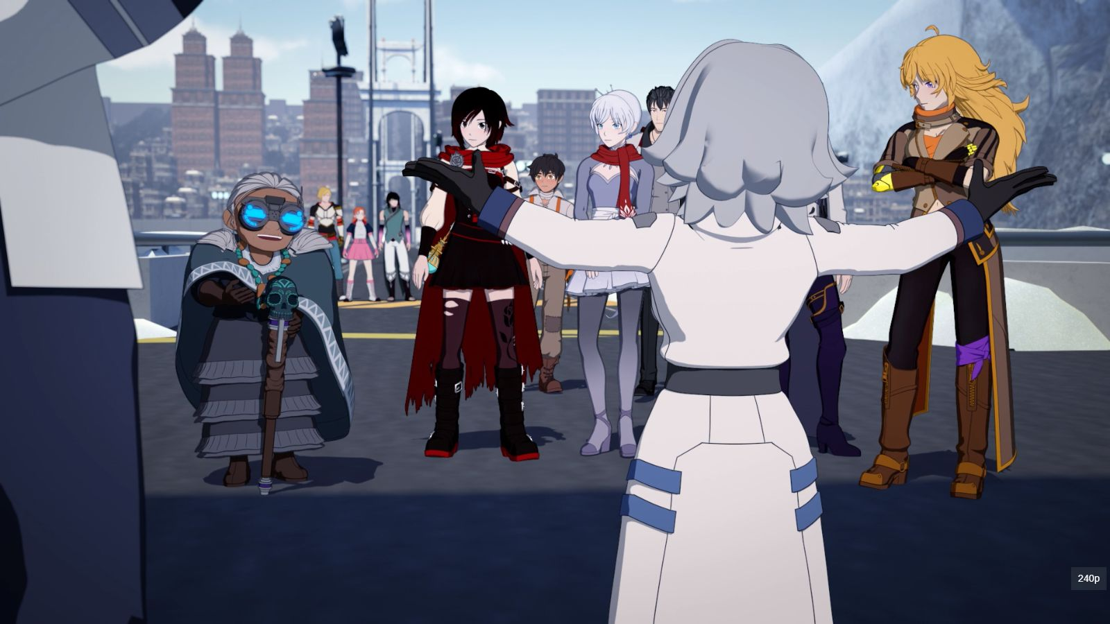 Did You See That? RWBY Volume 6 Episode 8 — GeekTyrant