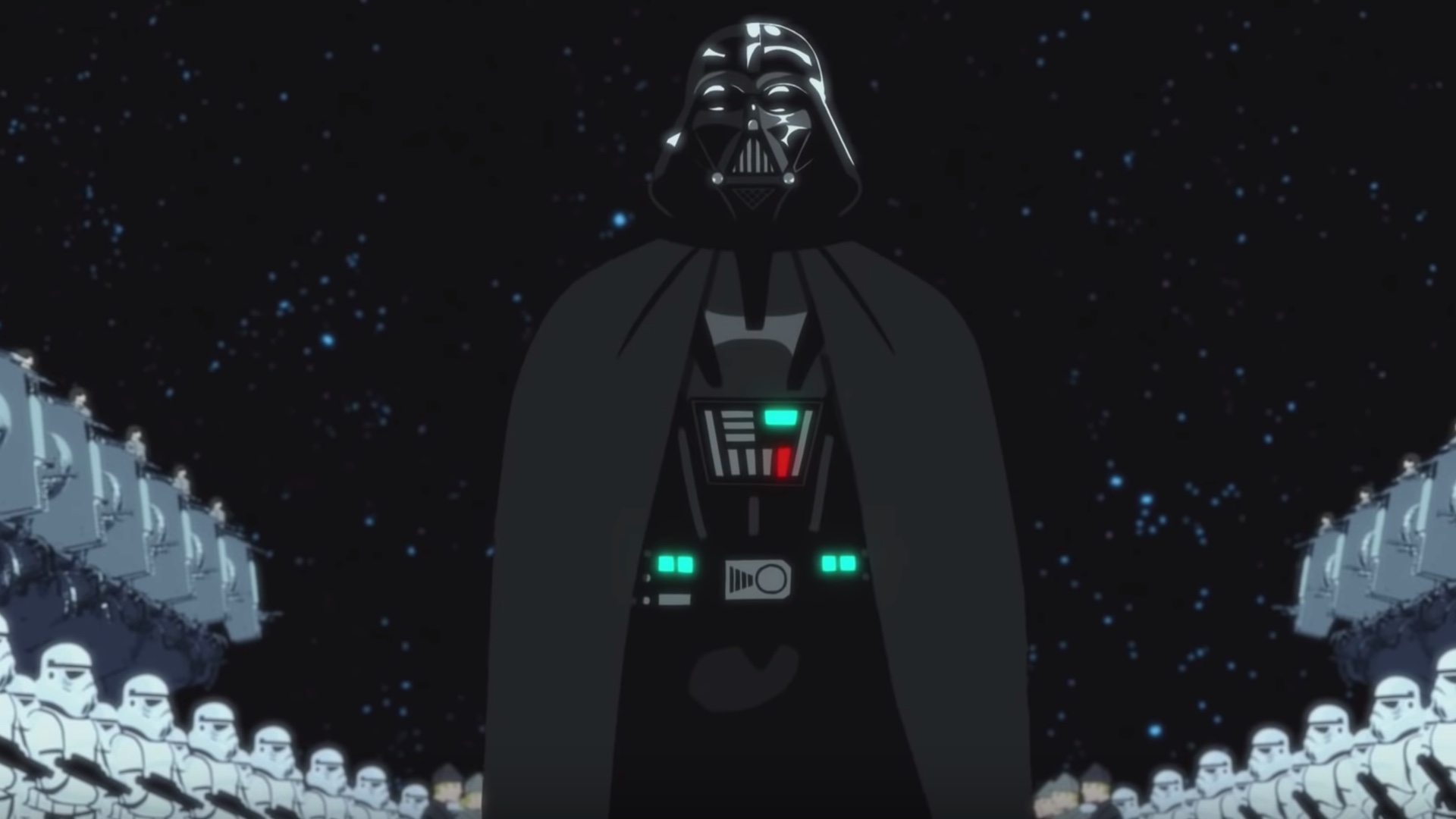 New Episodes of STAR WARS: GALAXY OF ADVENTURES Include