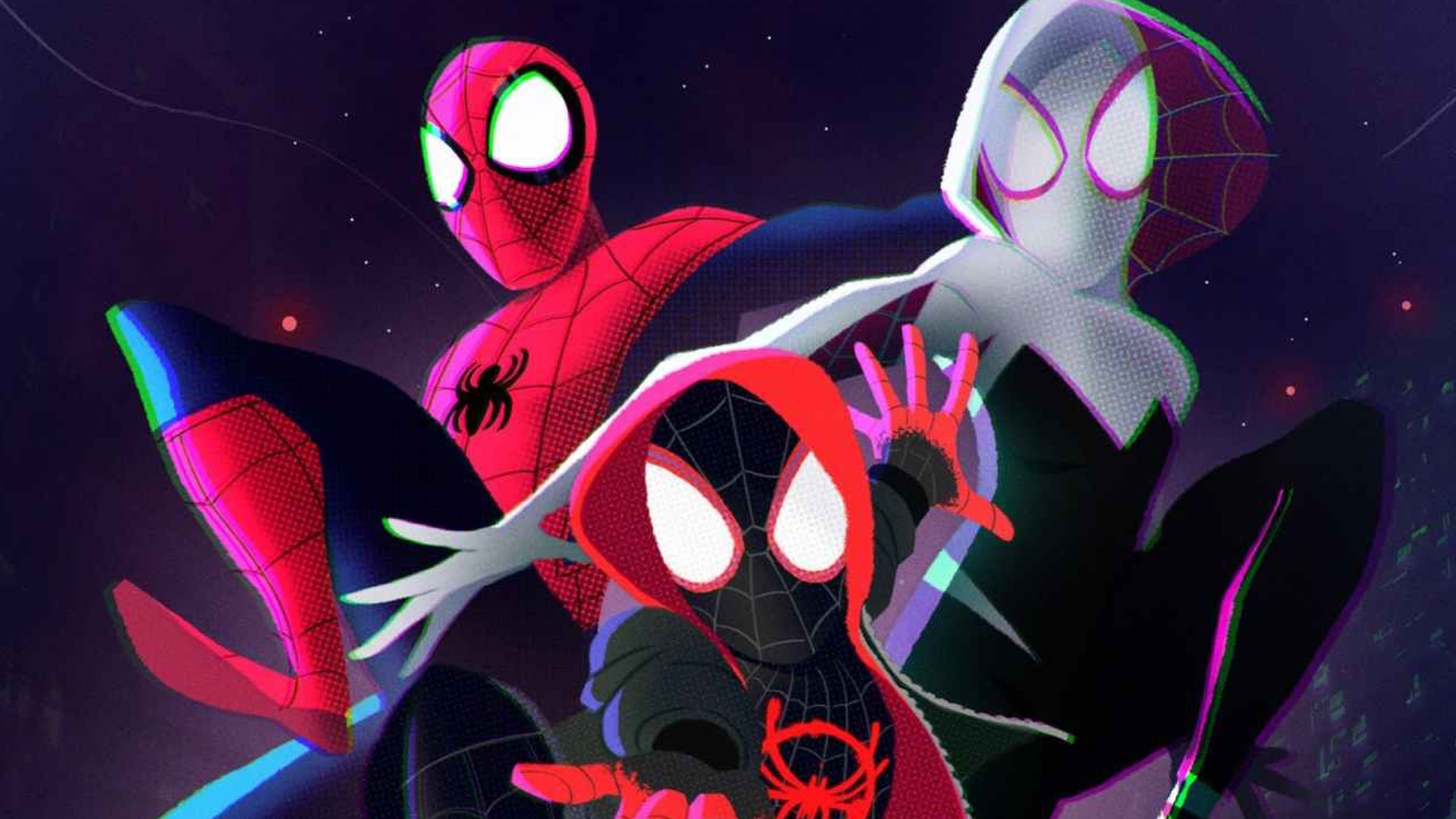 This Japanese Trailer For Spider Man Into The Spider Verse Brings Anime Style Awesomeness Geektyrant