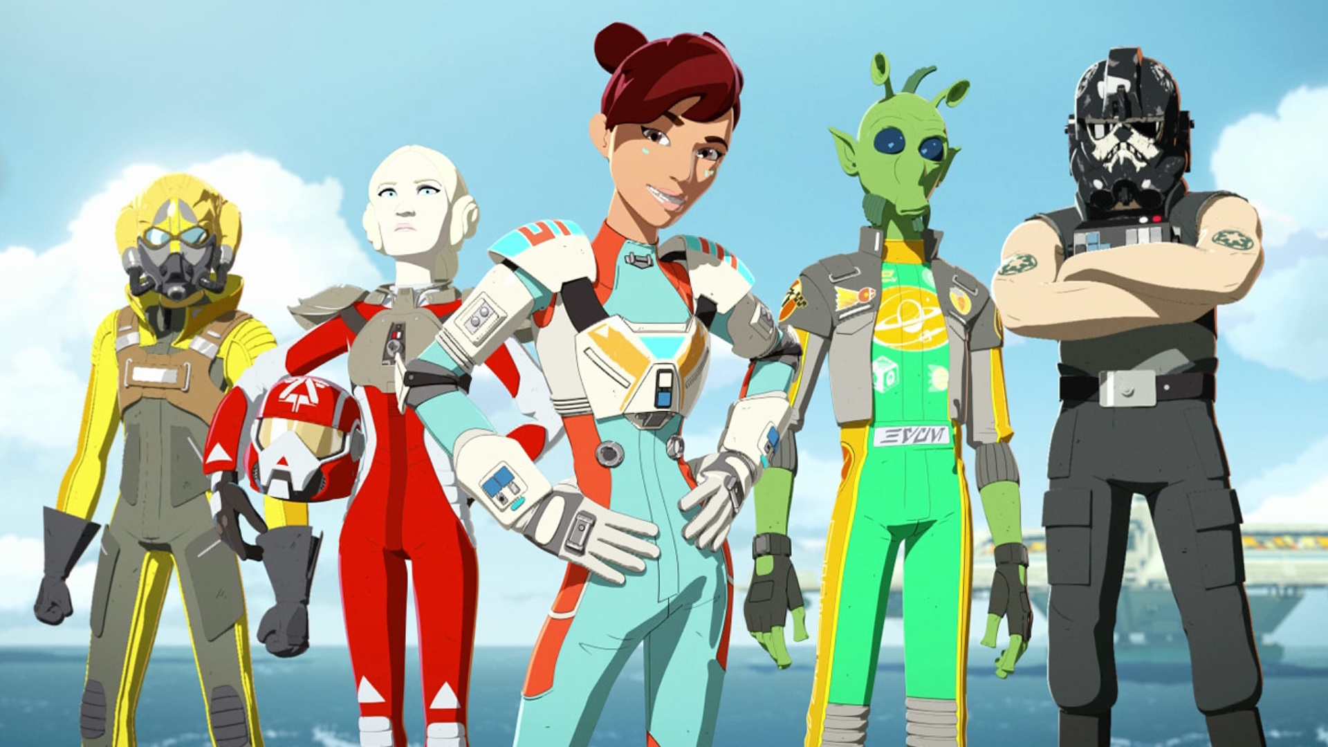 Enjoy These 12 New Star Wars Resistance Shorts While You Wait For The Return Of The Series Geektyrant