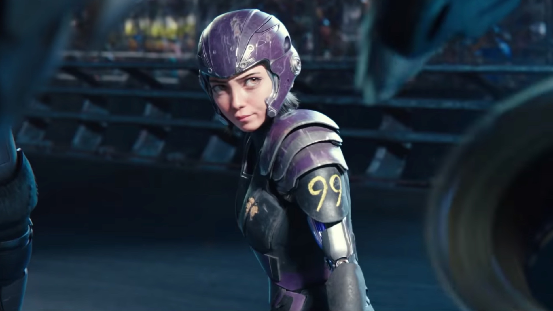 Watch Some Badass Motorball Action In Clip From Alita Battle