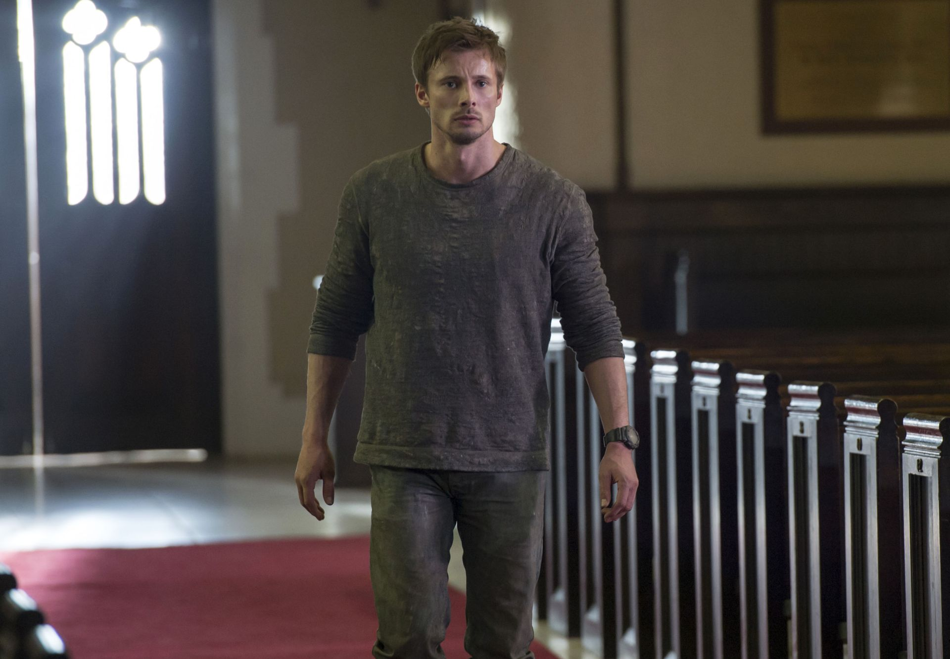 Bradley James Will Star in Netflix's WWII Animated Series THE
