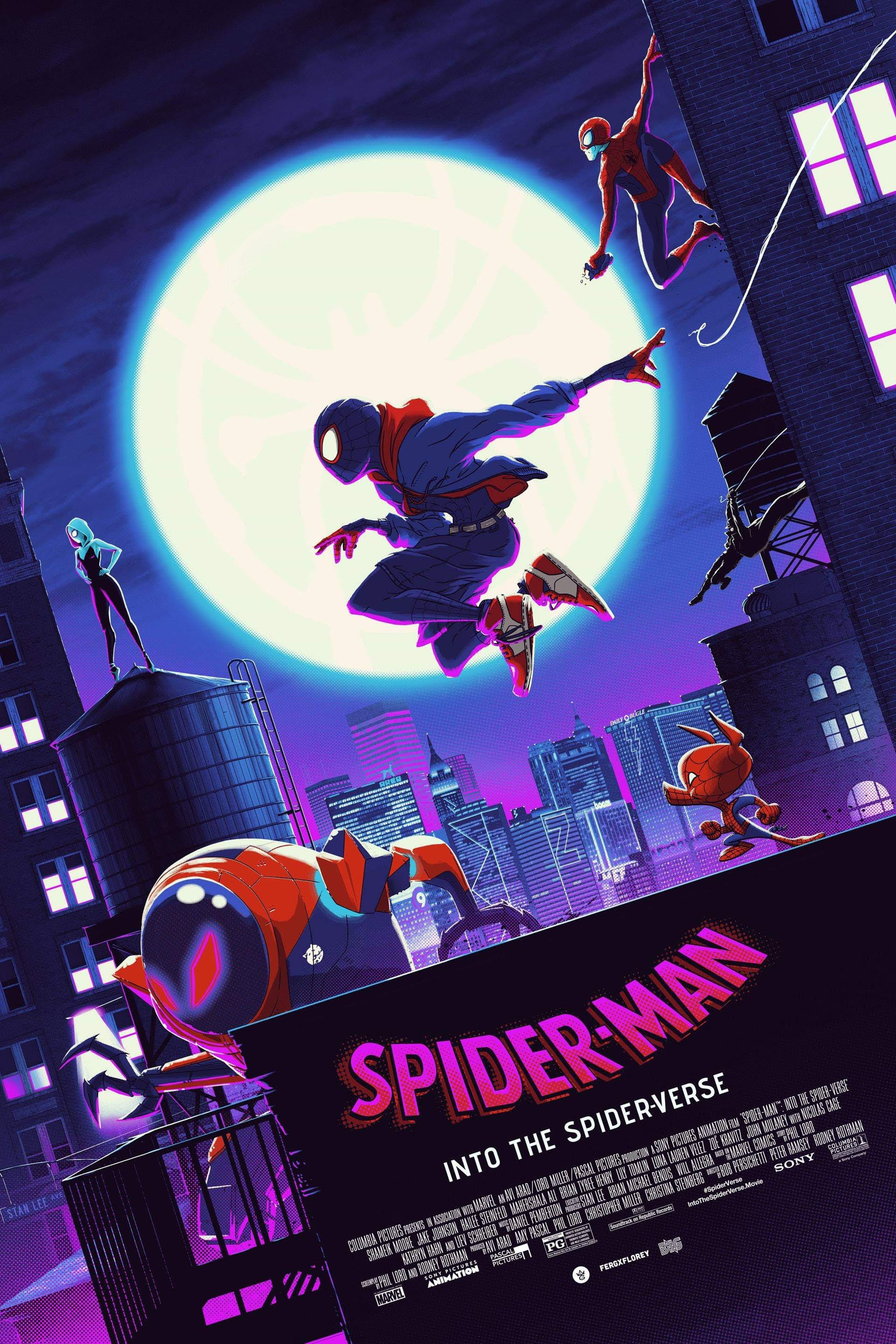 this-cool-spider-man-into-the-spider-verse-poster-art-from-matt-ferguson-glows-in-the-dark1