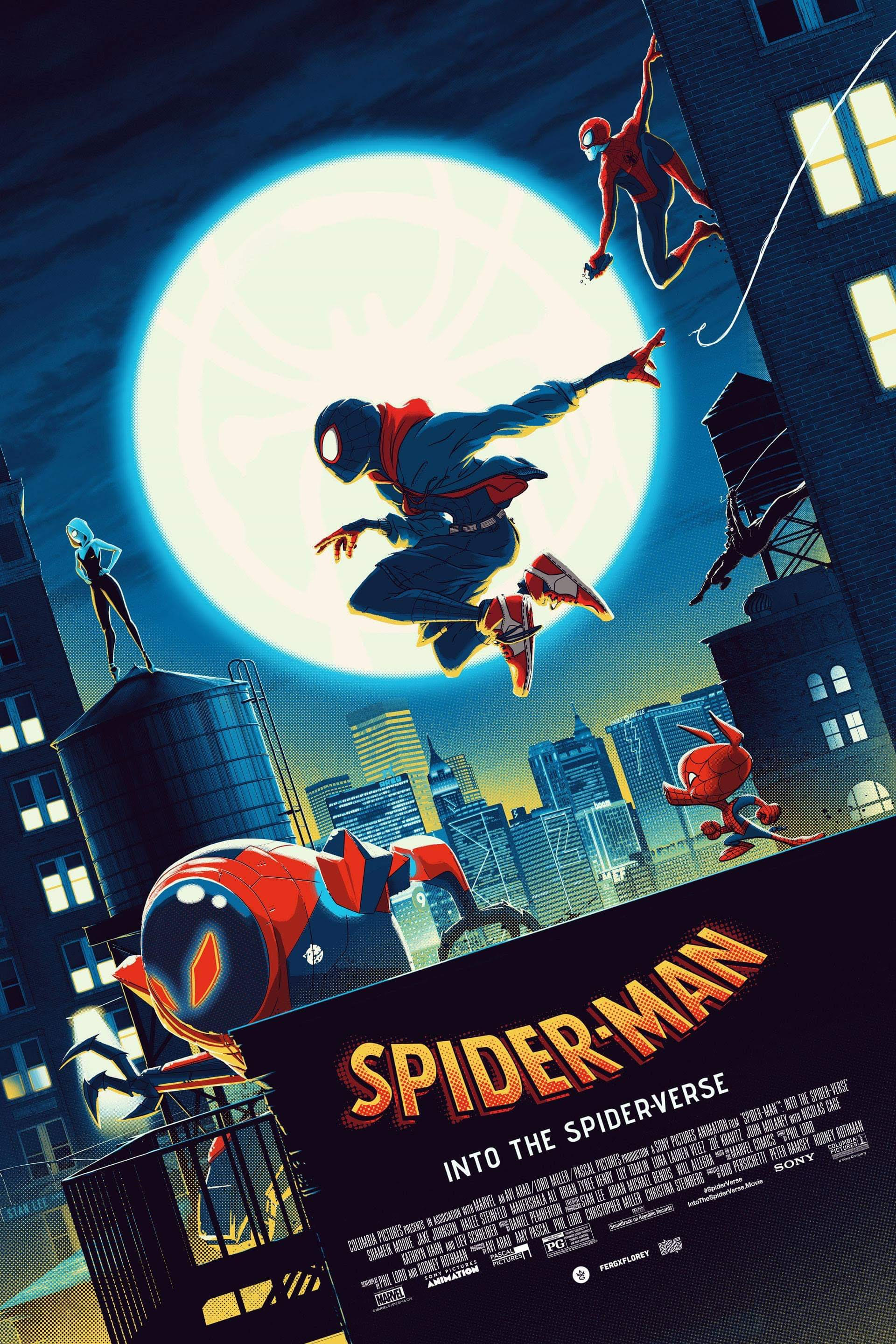 this-cool-spider-man-into-the-spider-verse-poster-art-from-matt-ferguson-glows-in-the-dark2