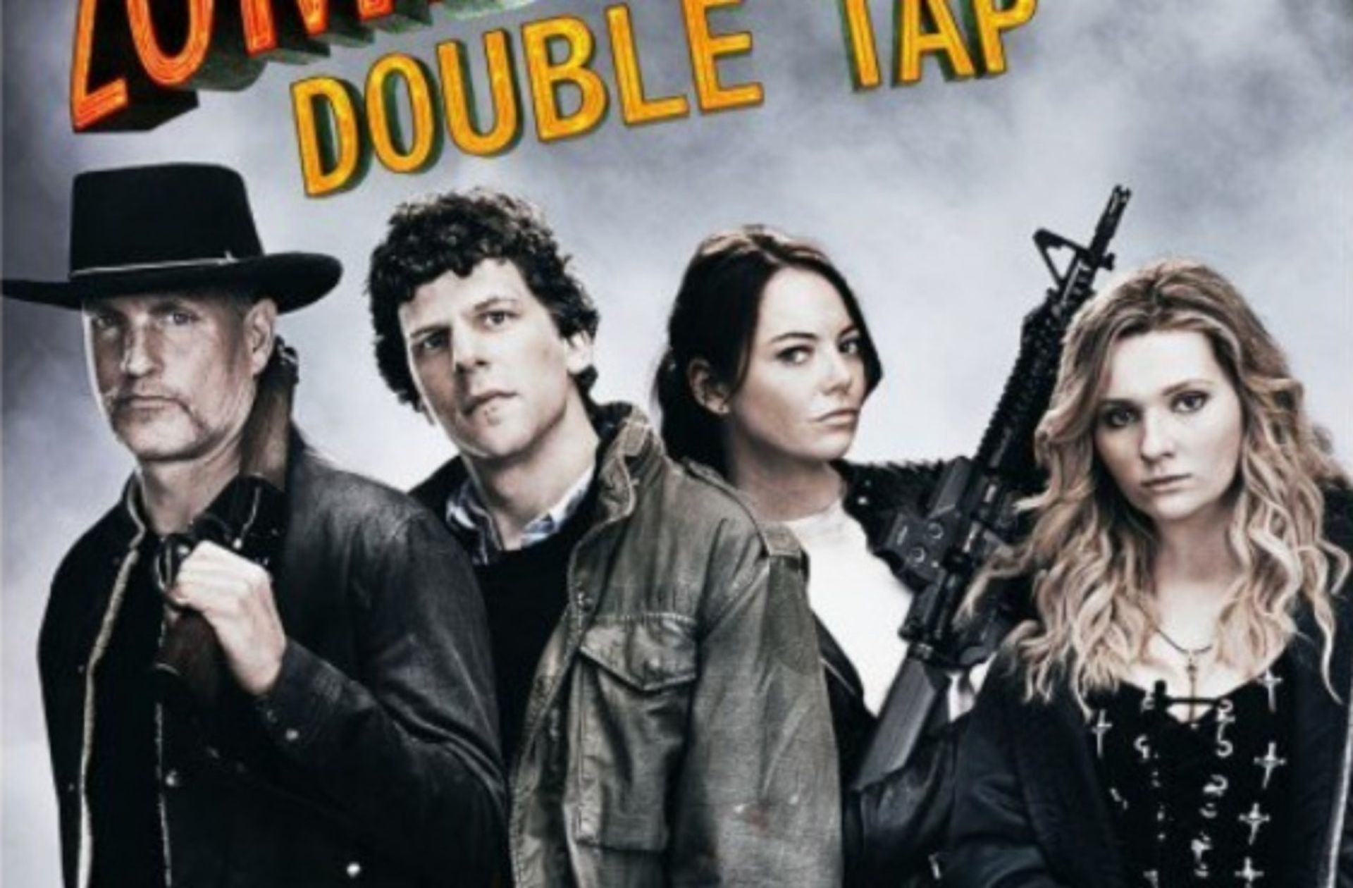 We Have Our First Look At Zombieland Double Tap Geektyrant