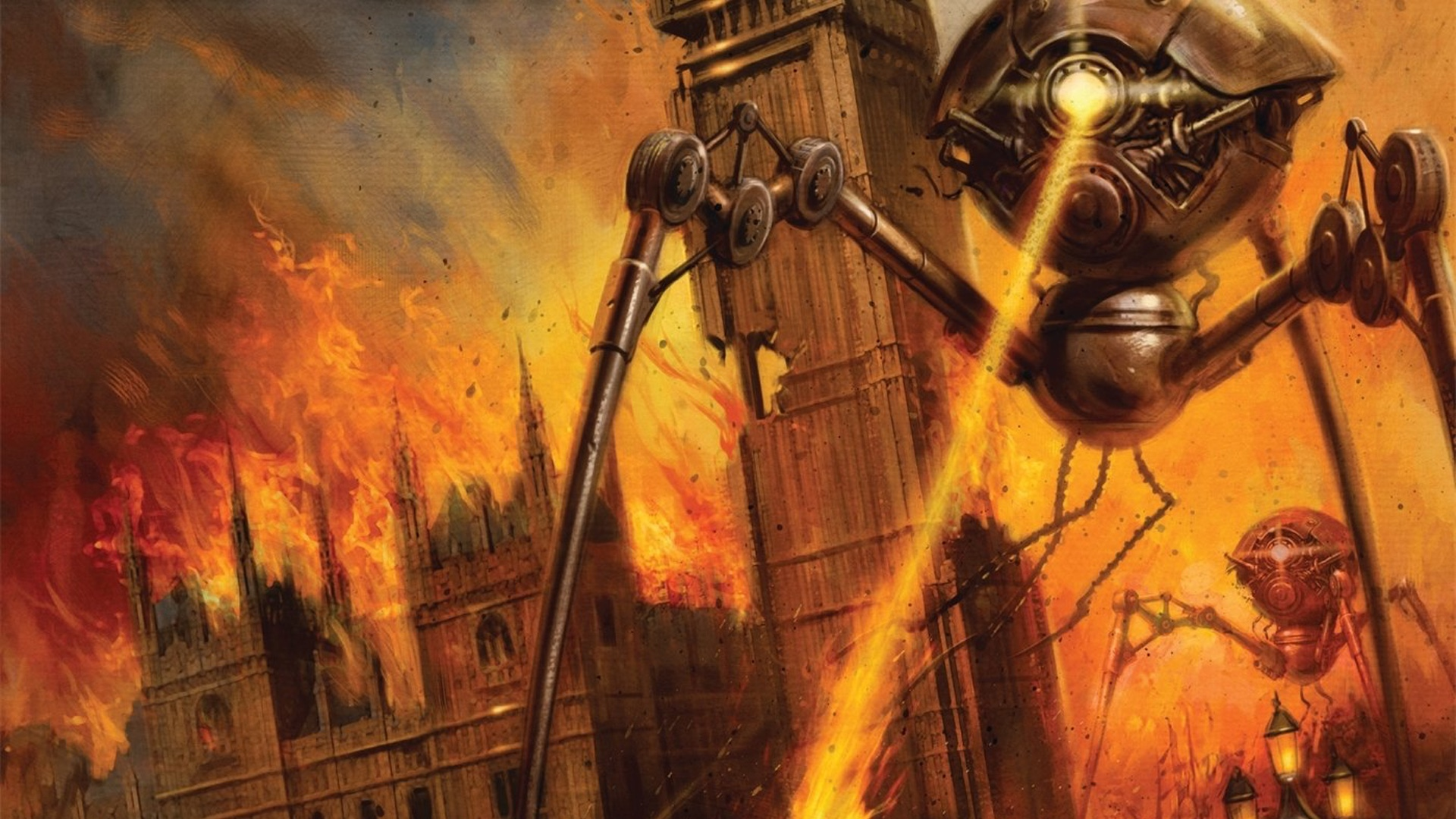 Fox S War Of The Worlds Series Will Star Gabriel Byrne And