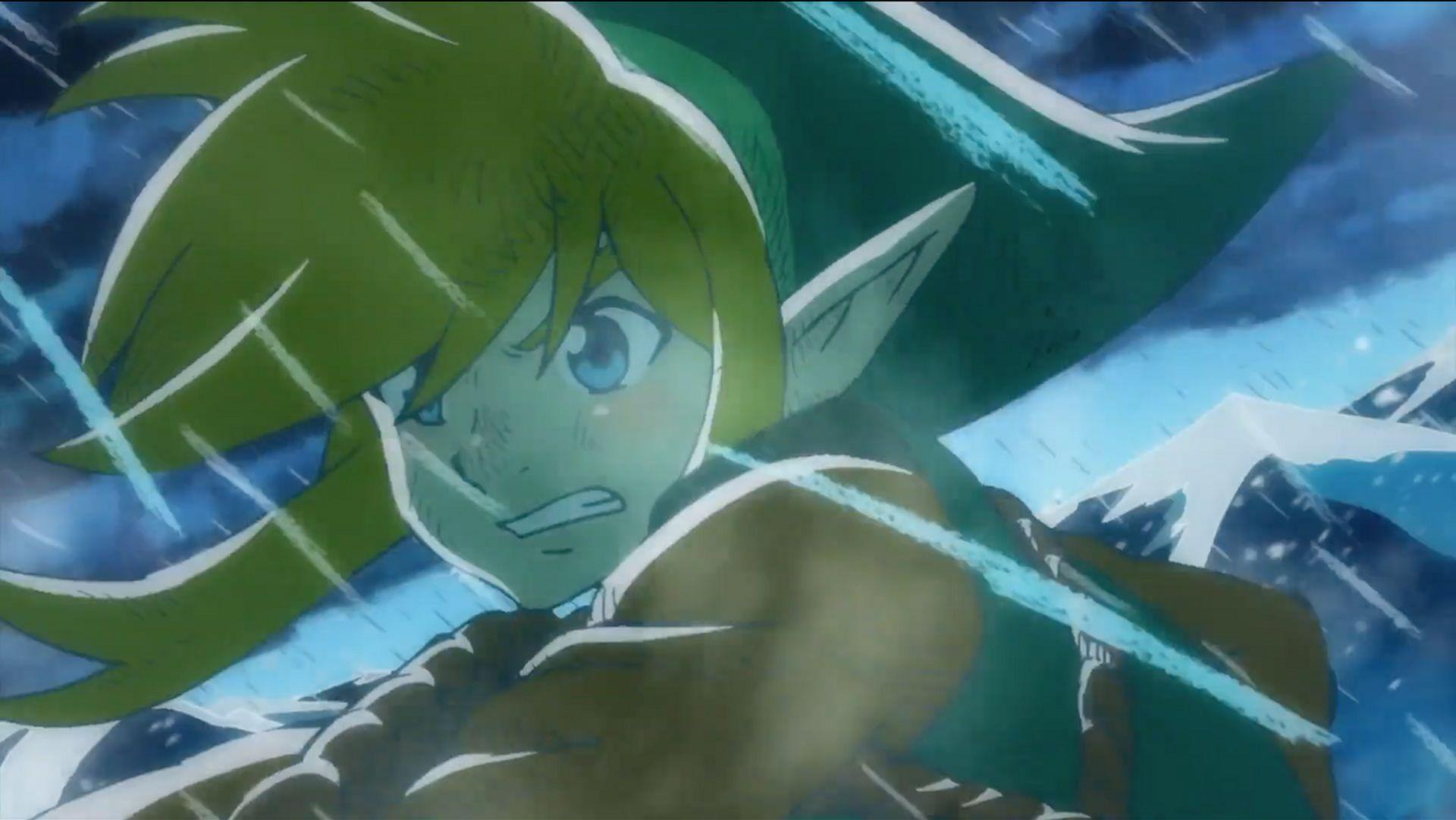Nintendo Is Updating The Legend Of Zelda Links Awakening For