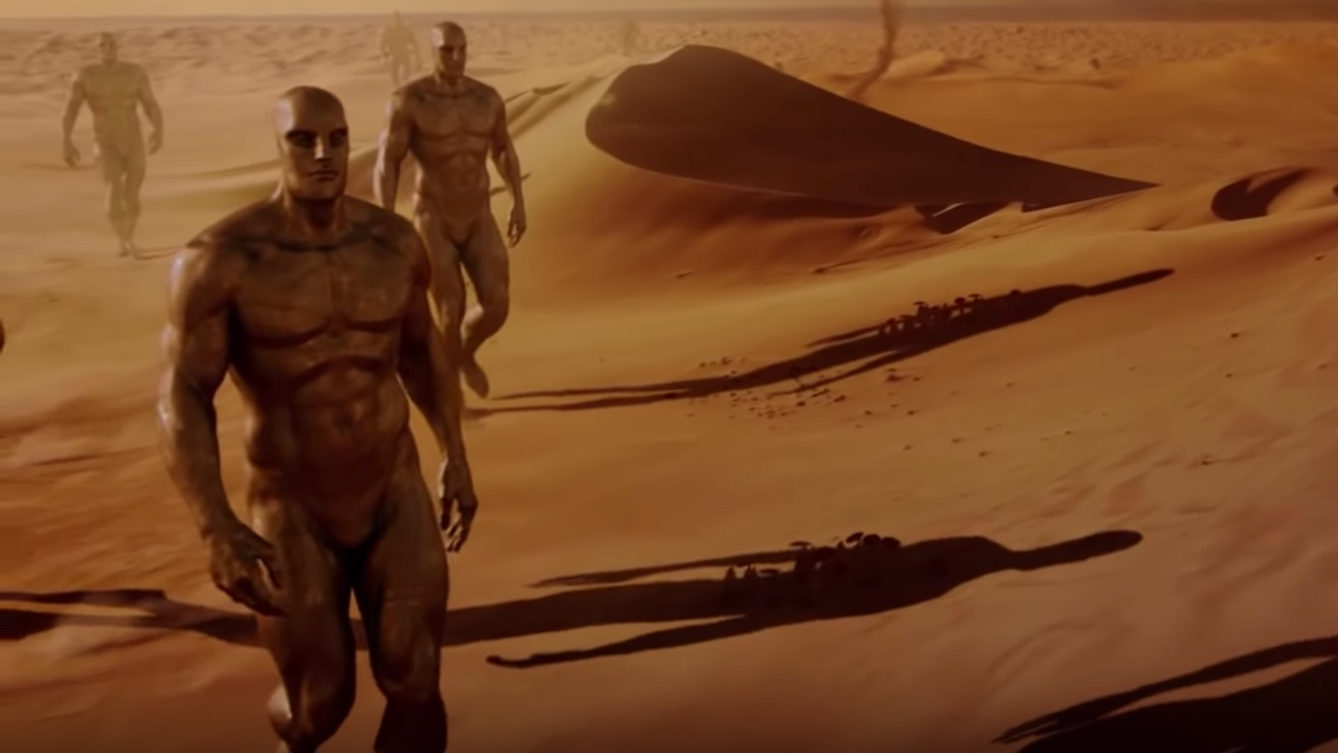 """ea24b46916c92 Ridley Scott directed a short film/commercial for Hennessy X.O. called The  Seven Worlds. It's a visually stunning short that takes viewers on a  """"journey ..."""