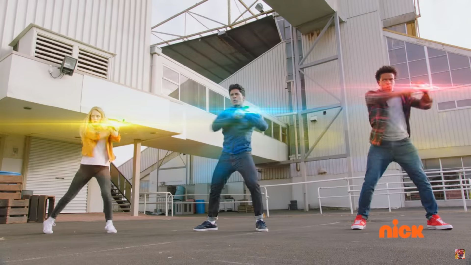 Check Out the New Trailer for POWER RANGERS BEAST MORPHERS