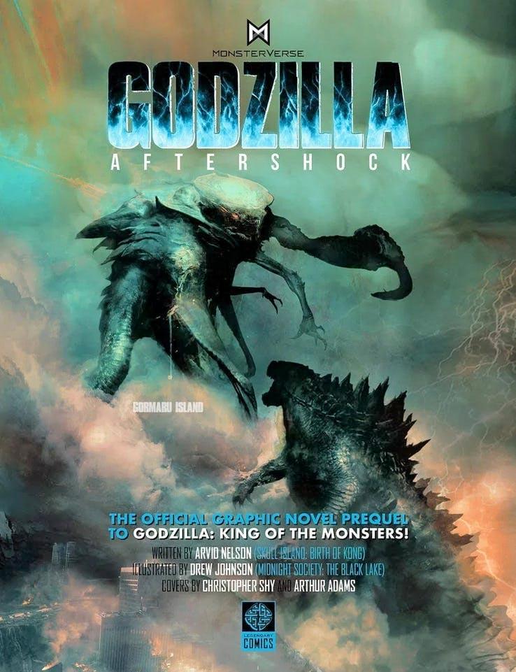 godzilla-battles-a-new-titan-in-godzilla-king-of-the-monster-prequel-comic