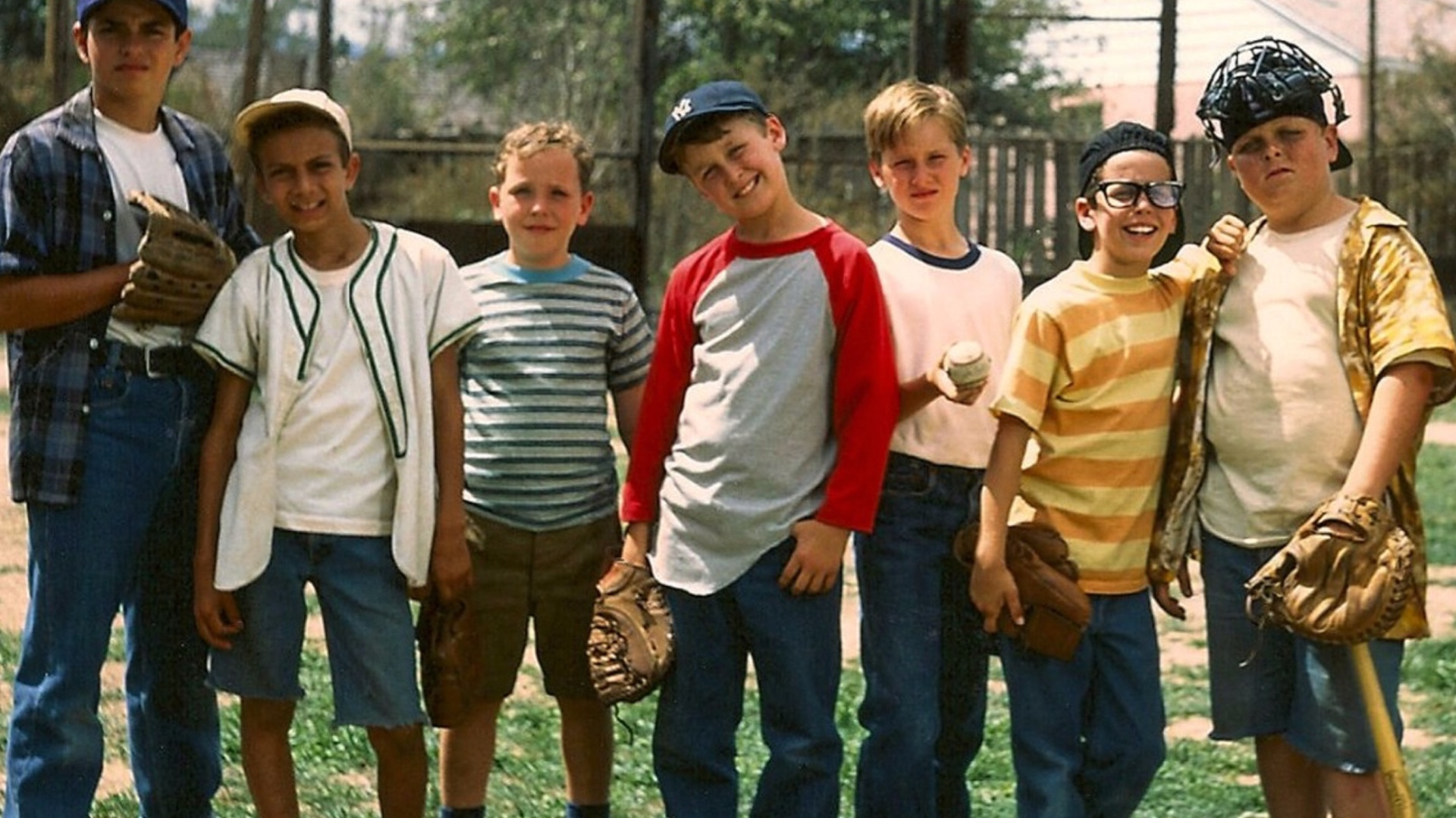 There's a SANDLOT Sequel Series in Development Set in the