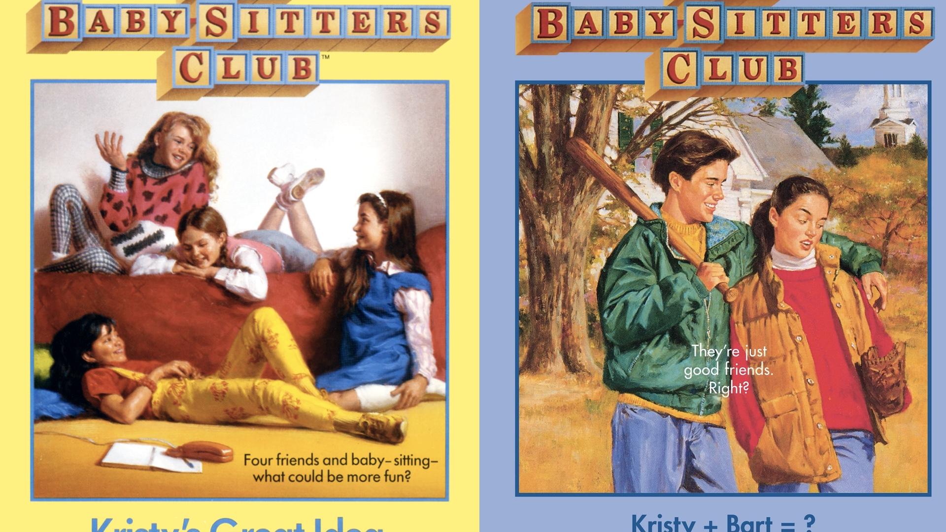 Netflix's Great Idea: A BABY-SITTERS CLUB Series — GeekTyrant