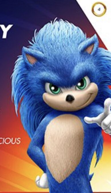New Sonic The Hedgehog Movie Promo Images Show Us The Character S