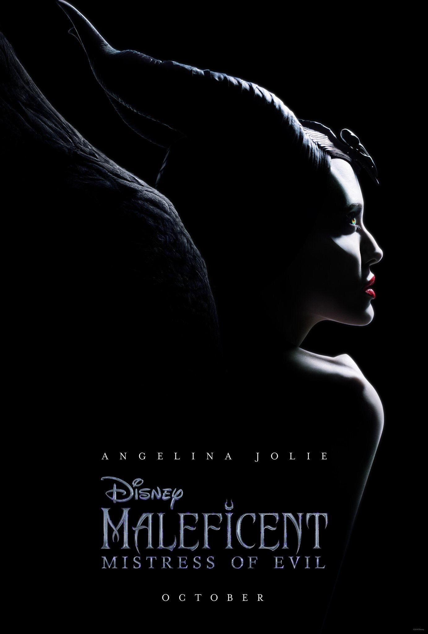 Disney S Maleficent Mistress Of Evil Gets A Poster And A