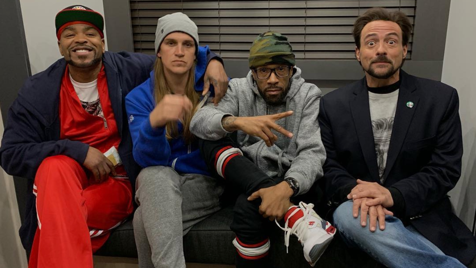 Kevin Smith Casts Method Man And Redman In Jay And Silent Bob