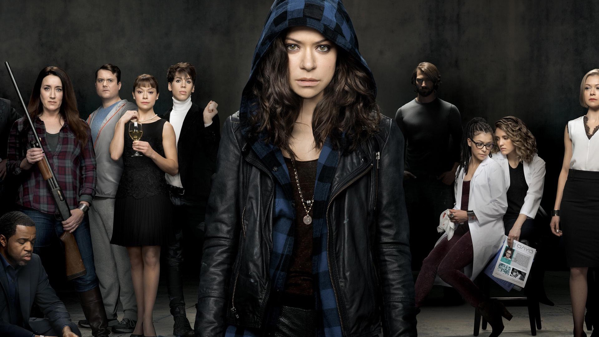 Image result for orphan black amc