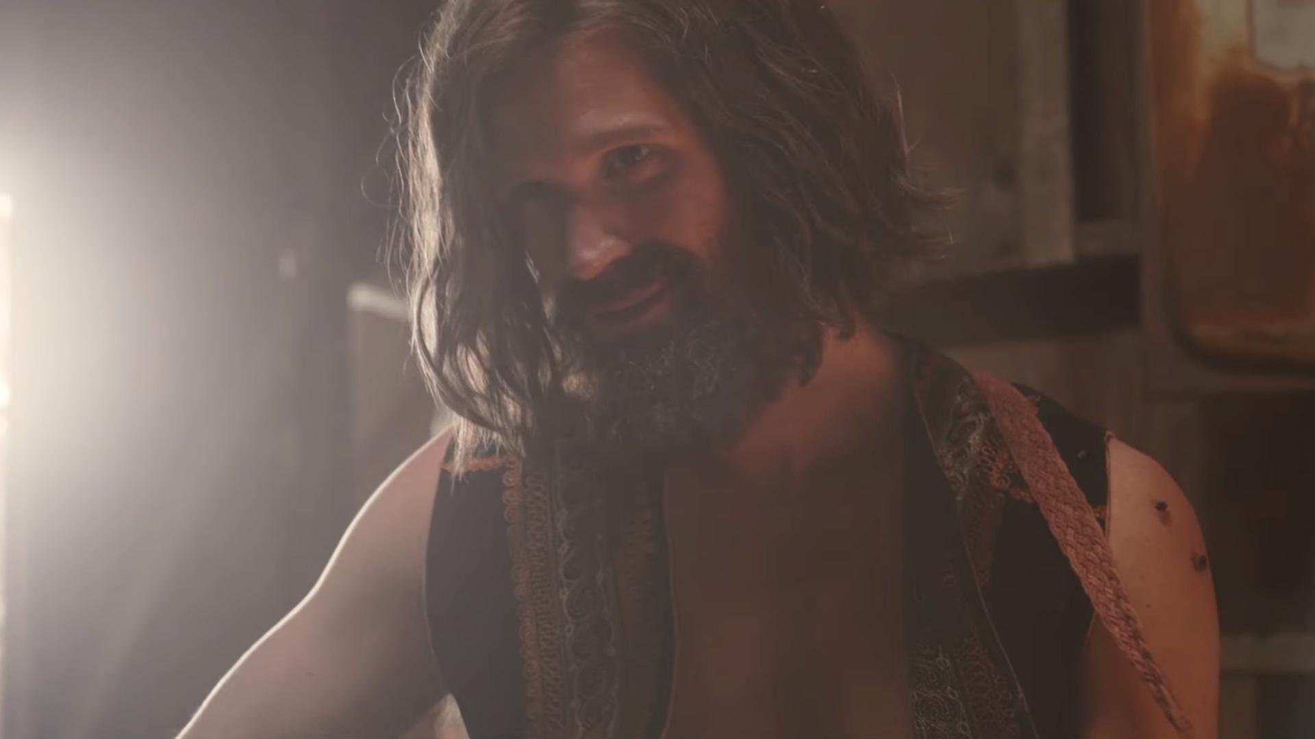 First Trailer For Matt Smith's Charles Manson Movie CHARLIE