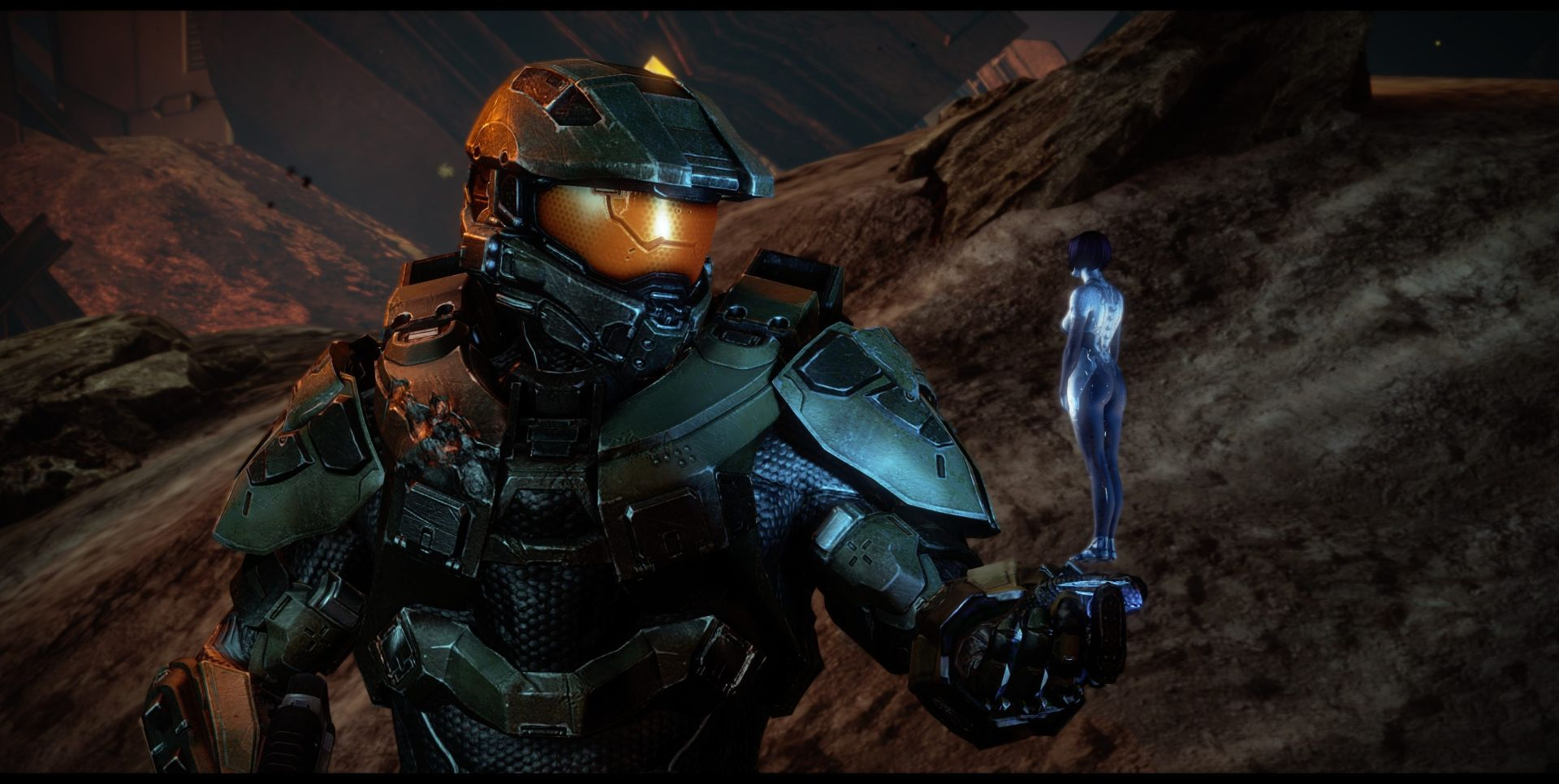 Pc Users Can Finally Play Halo The Master Chief Collection