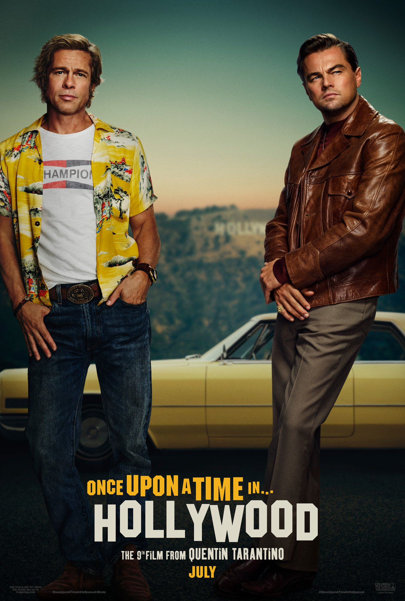 first-poster-for-quentin-tarantinos-once-upon-a-time-in-hollywood