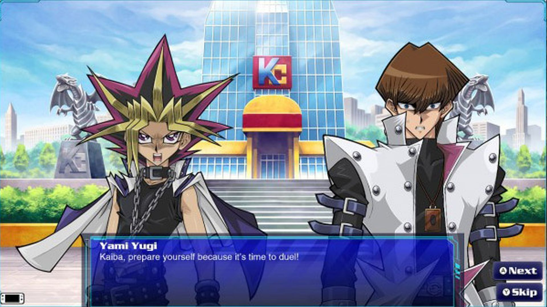 More Details Released for YU-GI-OH! LEGACY OF THE DUELIST: LINK