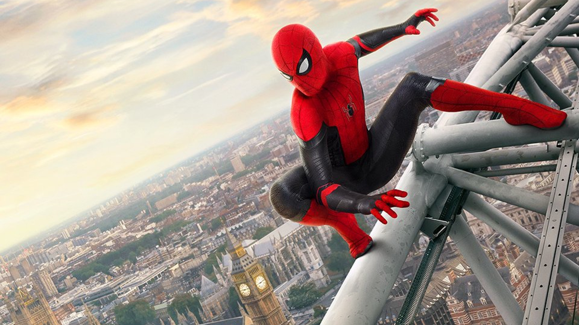 Image result for spider man far from home poster