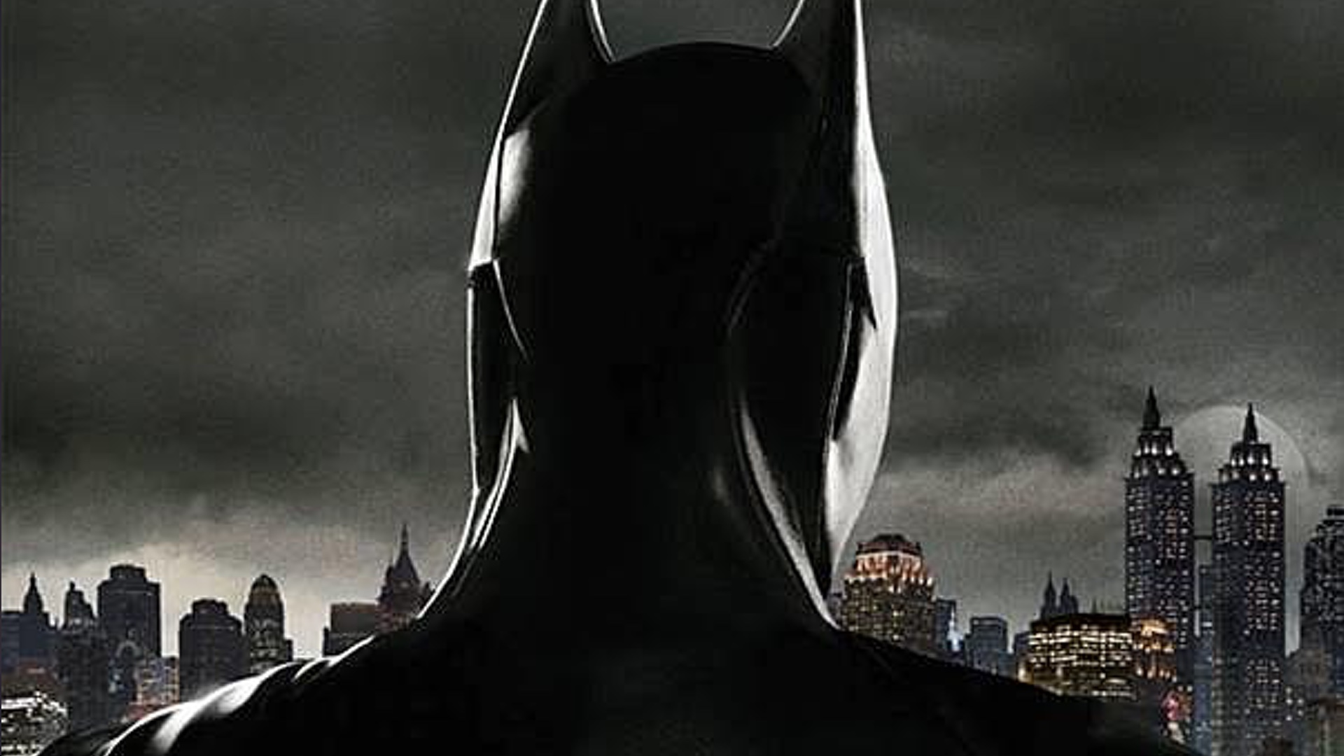 New Poster For Gotham Shows The Arrival Of Batman Geektyrant
