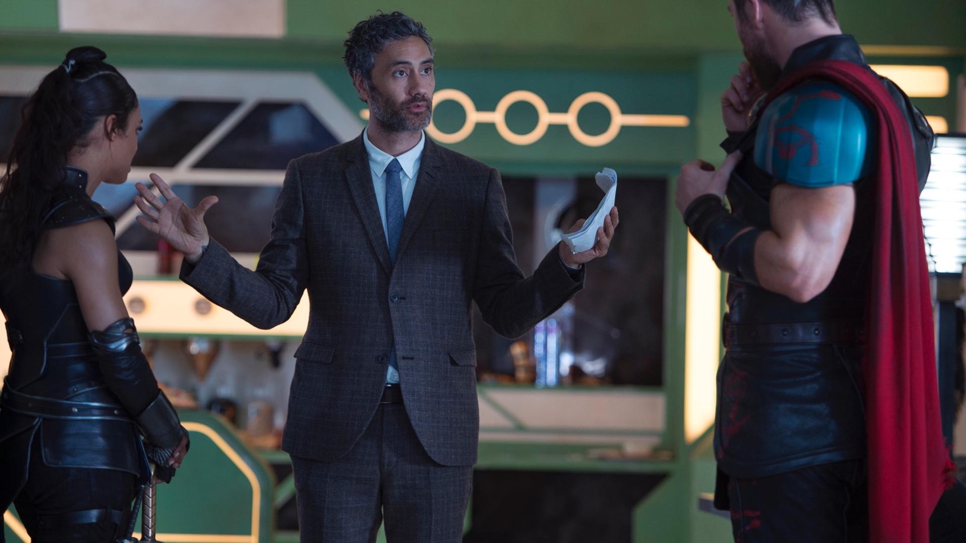 Taika Waititi Will Join Ryan Reynolds In Director Shawn Levy S Free Guy Geektyrant