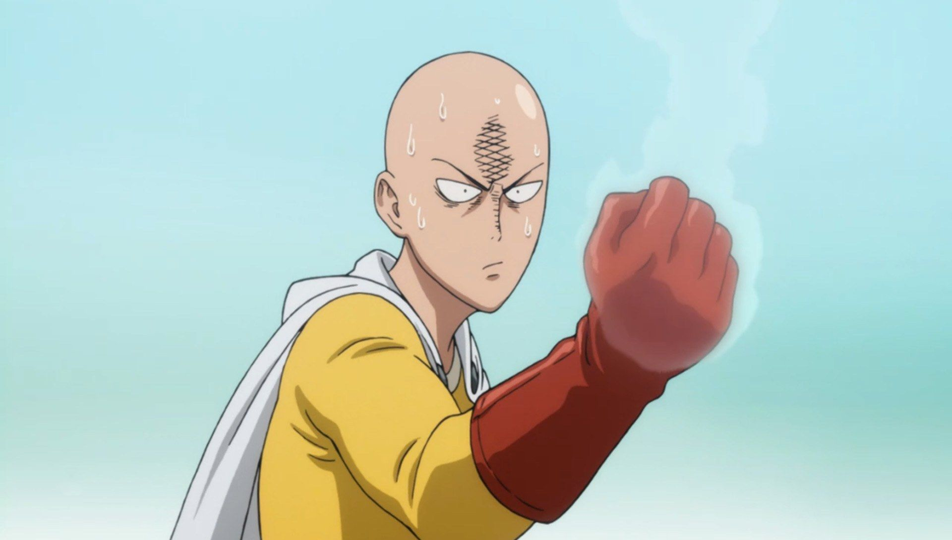 Man Tries the Workout Routine from ONE PUNCH MAN and Shows Crazy