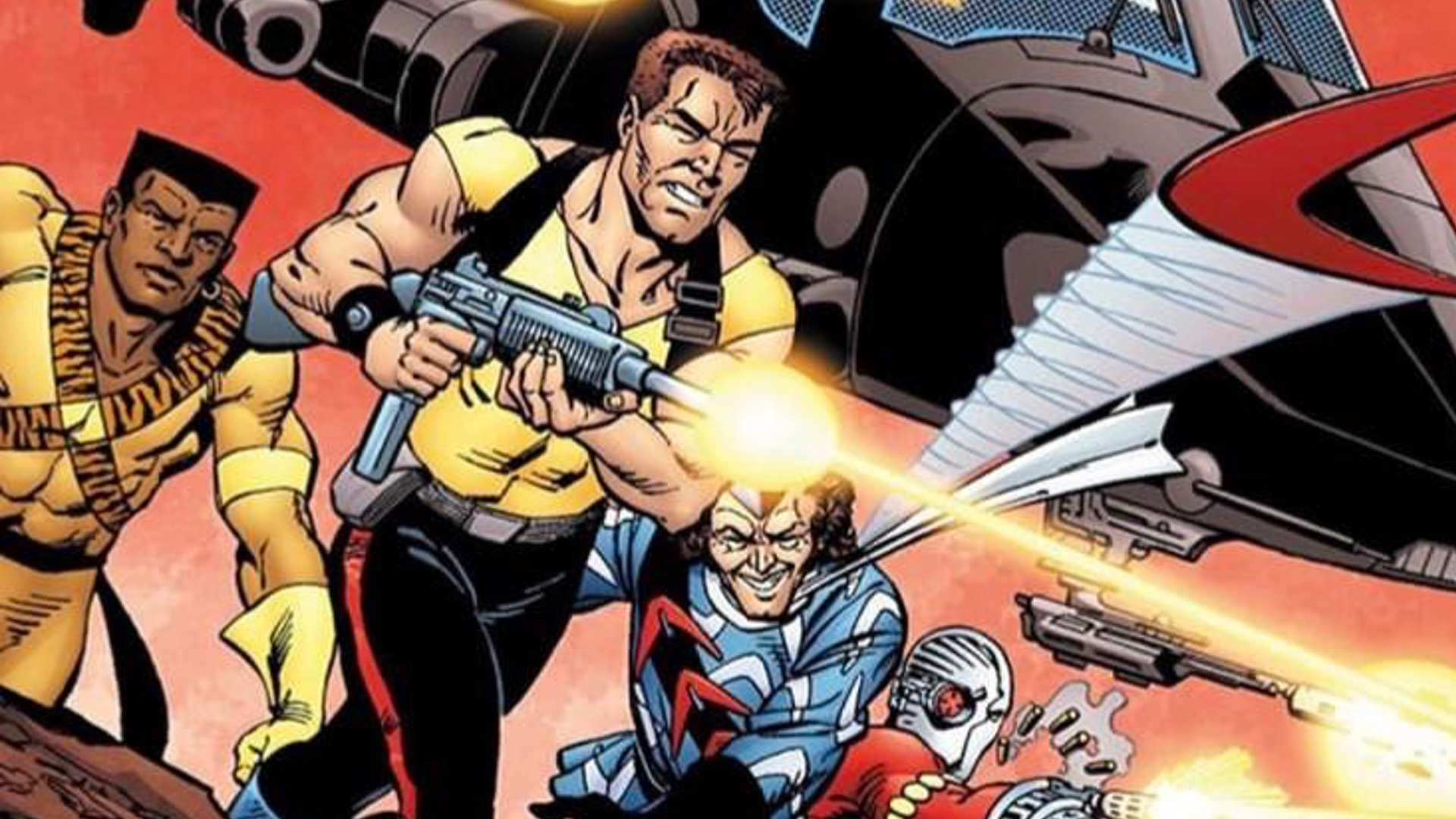 James Gunn's THE SUICIDE SQUAD Will Draw From John