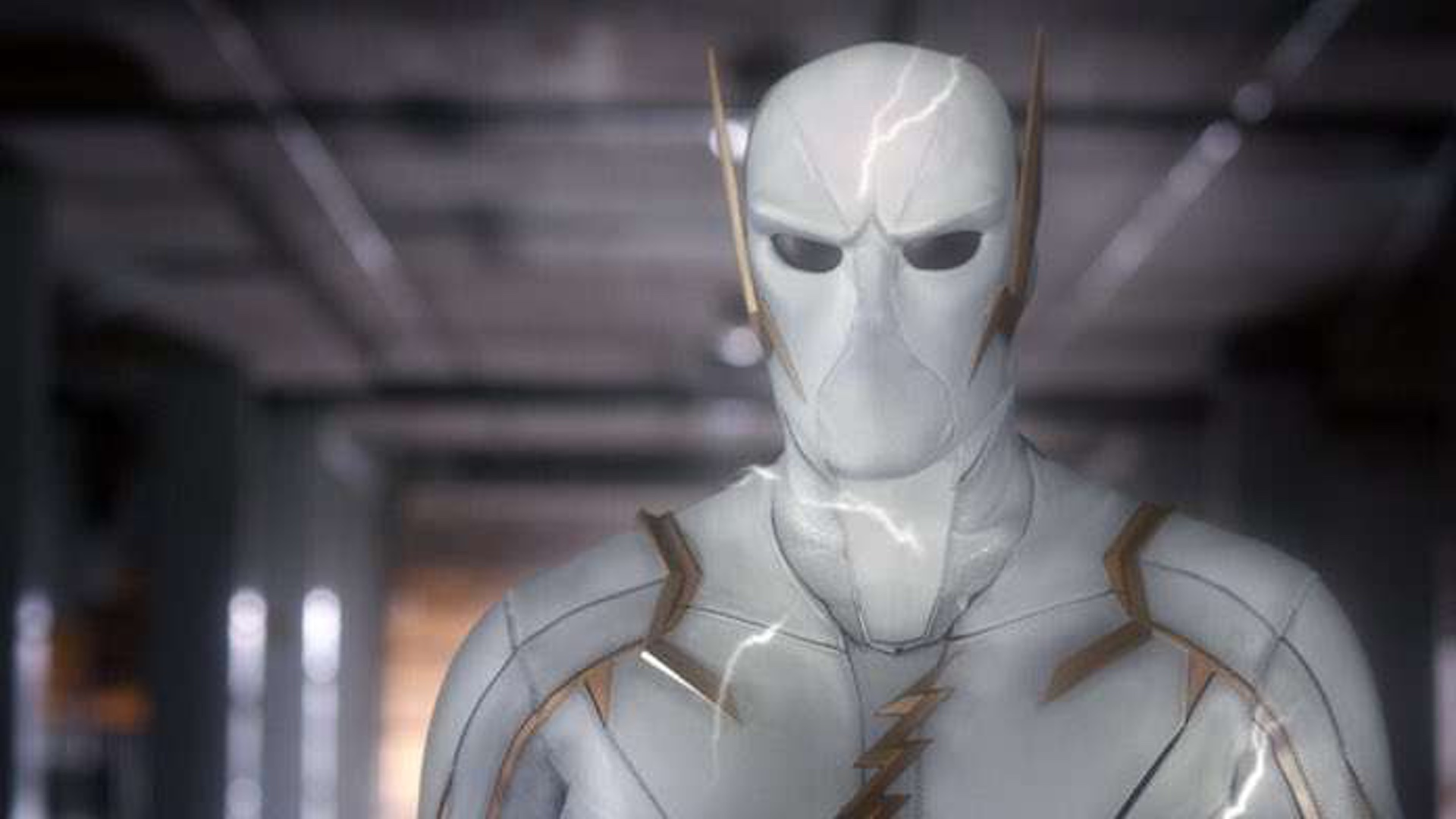 First Look At The New Villain Godspeed In Dc S The Flash Geektyrant
