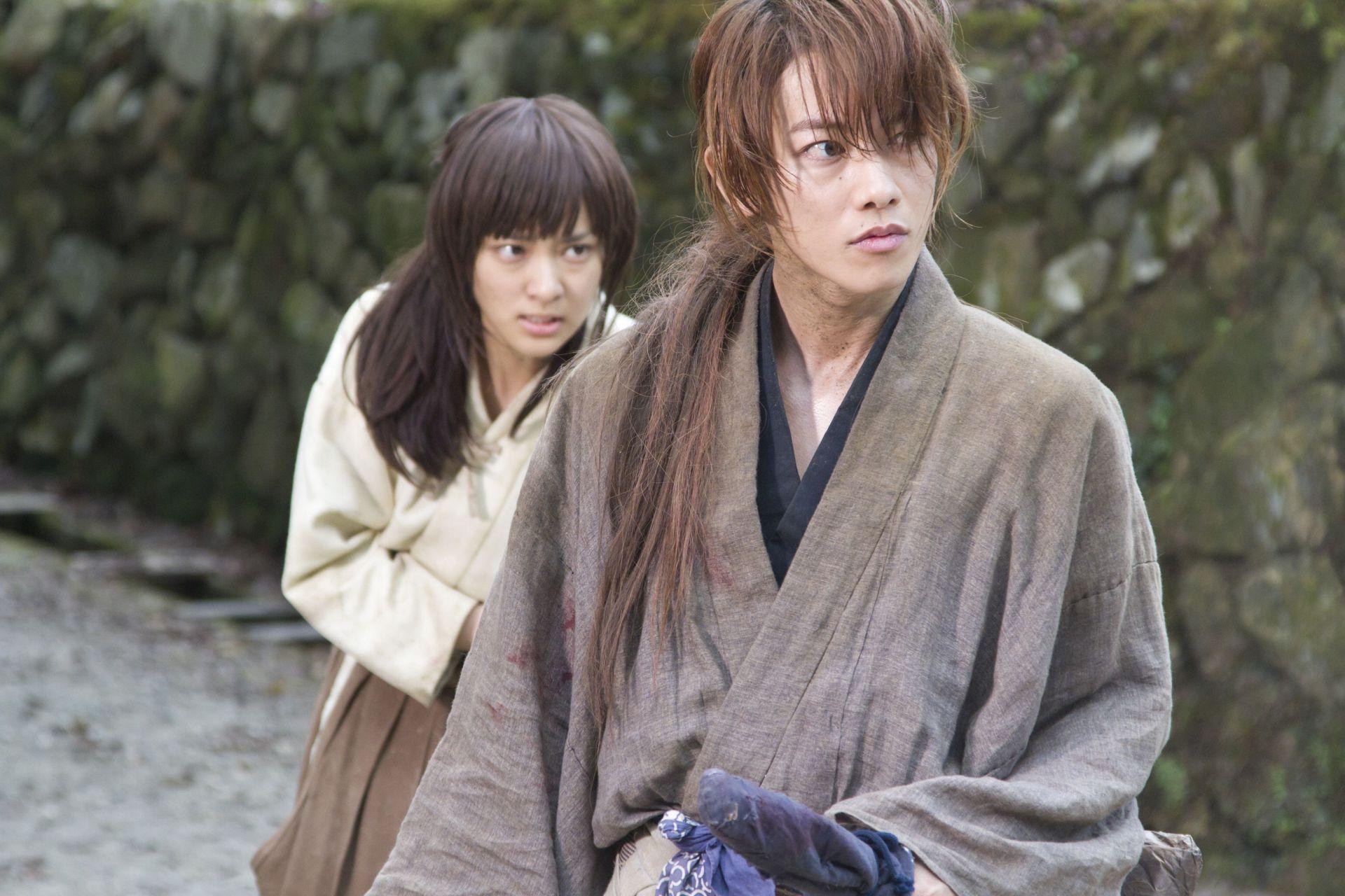 Hasil gambar untuk Film Rurouni Kenshin: The Final (2020) Live action